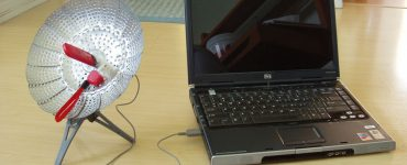 Усиление Wi-fi ресивера подручными средствами