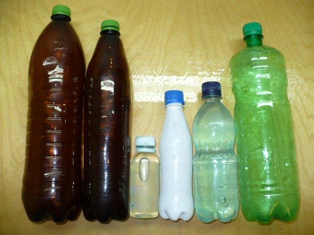 Как сделать пластиковую емкость любого размера своими руками