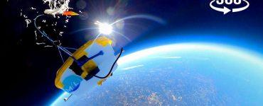 Запускаем камеру 360° в космос