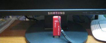 Делаем USB-разъем в подставку монитора своими руками