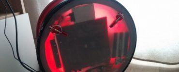 Системный блок из колесного диска (by fedos)