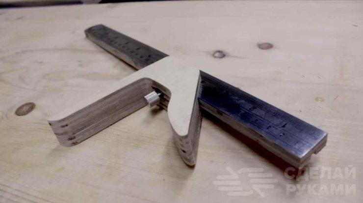 Самодельные инструменты для разметки по дереву