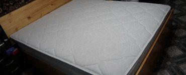Кровать своими руками из мебельного щита