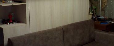 Делаем мебель 3-в-1. Шкаф-кровать-диван своими руками
