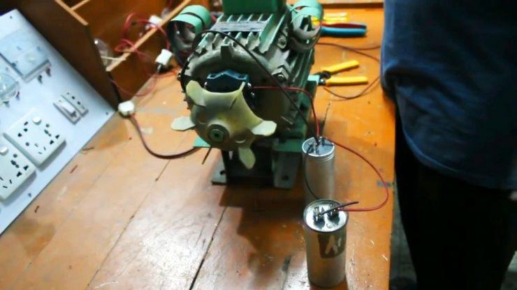 Правильный подбор рабочего конденсатора электродвигателя