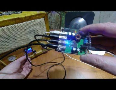 Мощное USB зарядное устройство из Китая.