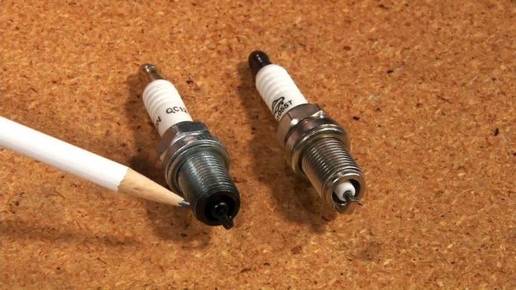 Лайфхак: Как очистить свечи от нагара песком без пескоструя