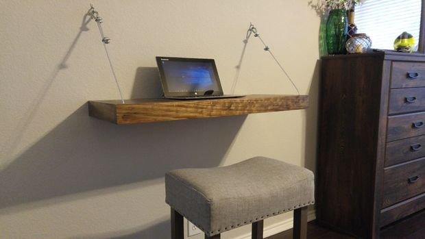 Подвесной столик для ноутбука